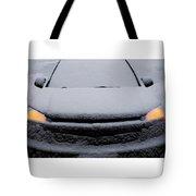 Chevy Equinox Tote Bag