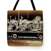 Chevy Glow Tote Bag