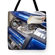 Chevy Hot Rod Engine Tote Bag