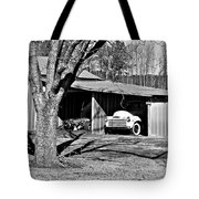 Chevy In Hiding Tote Bag
