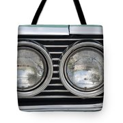 Chevy Lights Tote Bag