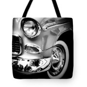 Chevy Lines Tote Bag