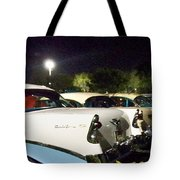 Chevy Row Tote Bag