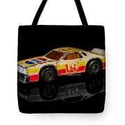 Chevy Stock Car Tote Bag