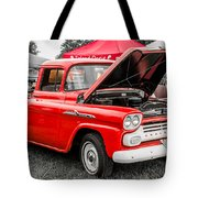 Chevy Stock Tote Bag