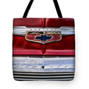 Chevy Truck Logo Vintage Tote Bag