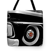 Chevy Truckin Tote Bag
