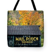 Chew Mail Pouch 2 Tote Bag