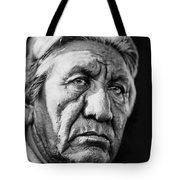 Cheyenne Indian Man Circa 1927 Tote Bag