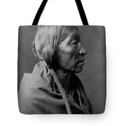 Cheyenne Indian Woman Circa 1910 Tote Bag