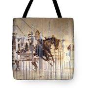 Cheyenne Spurs Tote Bag