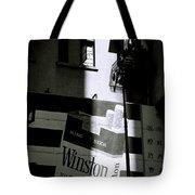 Chiaroscuro Tote Bag