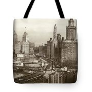 Chicago, 1931 Tote Bag