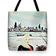 Chicago 2008 Tote Bag
