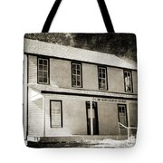 Chicago And Alton House Blue Springs Missouri Infrared Tote Bag