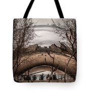 Chicago Architecture Tote Bag