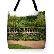 Chicago Botanic Garden Scene Tote Bag
