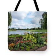 Chicago Botanical Gardens - 95 Tote Bag by Ely Arsha