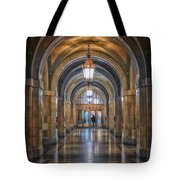 Chicago City Hall 1st Floor Hallway Area Hdr 01 Tote Bag