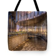 Chicago Curves Tote Bag