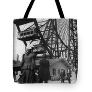 Chicago Ferris Wheel, C1893 Tote Bag