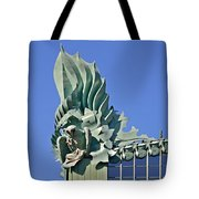 Chicago - Harold Washington Library Tote Bag by Christine Till