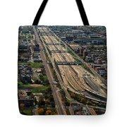 Chicago Highways 02 Tote Bag