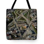 Chicago Highways 04 Tote Bag