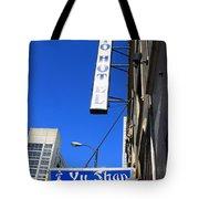 Chicago - Hotel Tokyo Tote Bag