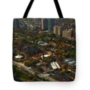 Chicago Lincoln Park Zoo Tote Bag