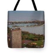 Chicago Montrose Harbor 01 Tote Bag
