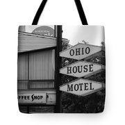Chicago Motel Tote Bag