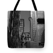 Chicago My Favorite City 4 Tote Bag