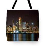 Chicago  Nhl Blackhawks Tote Bag