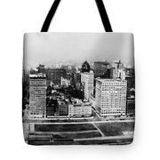Chicago Panorama 1915 Tote Bag