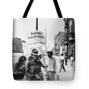 Chicago Protest, 1941 Tote Bag