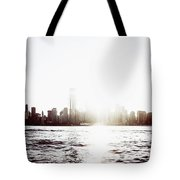 Chicago Skyline II Tote Bag