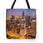 Chicago Southwest 2 Tote Bag