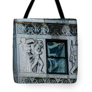 Chicago Stonework Tote Bag