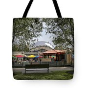 Chicago The Bean Lower Westside Tote Bag