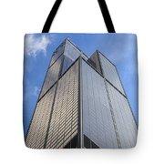 Willis Tower Tote Bag
