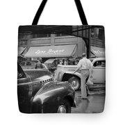 Chicago Traffic, 1941 Tote Bag