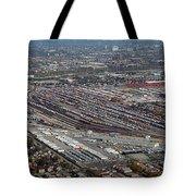 Chicago Transportation 01 Tote Bag
