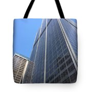 Chicago Willis Tower Tote Bag