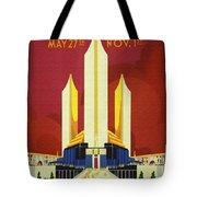 Chicago World Fair A Century Of Progress Expo Poster  1933 Tote Bag