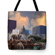 Chicago...my Kind Of Town Tote Bag
