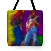 Chicao19-bill-3-fractal Tote Bag