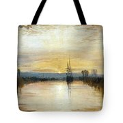 Chichester Canal Tote Bag