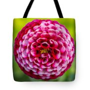 Chick A Dee Dahlia Tote Bag
