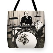 Chick Webb (1909-1939) Tote Bag by Granger